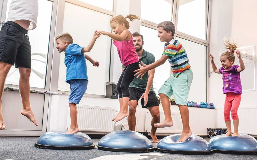 Exercise Guidelines for Children and Adolescents
