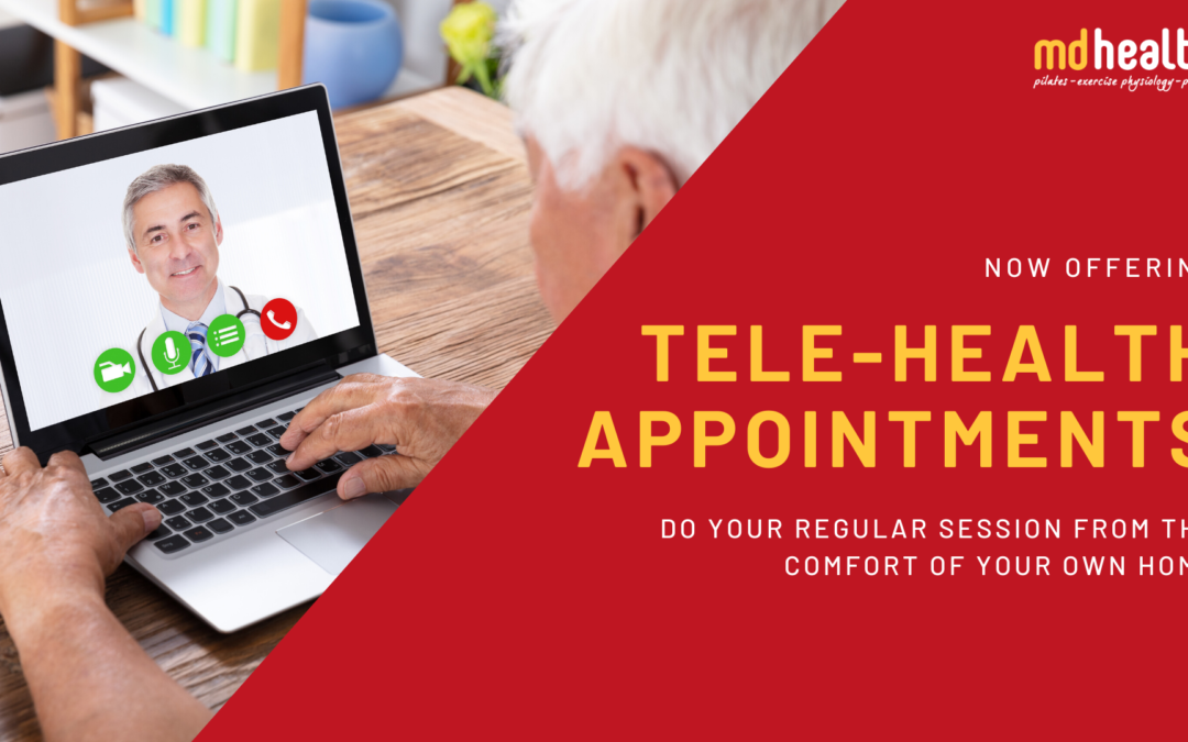 Telehealth Appointments at MD Health – Complete your Appointment from Home!